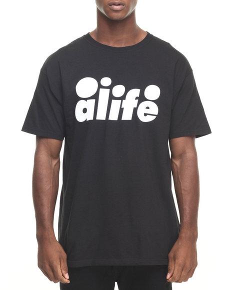 Ur-ID 223886 Alife - Men Black Bubble T-Shirt