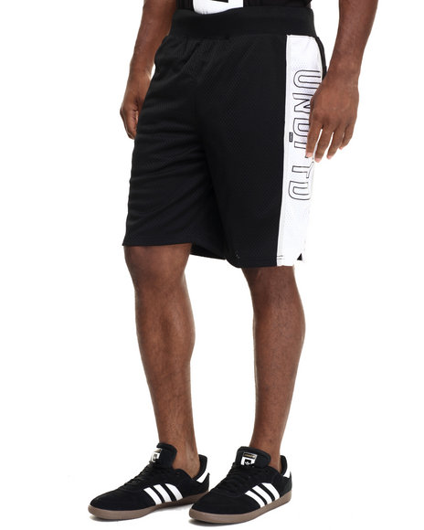 Ur-ID 223899 UNDFTD - Men Black Central Basketball Shorts