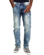 Akademiks - Freedom Wash Denim Pants