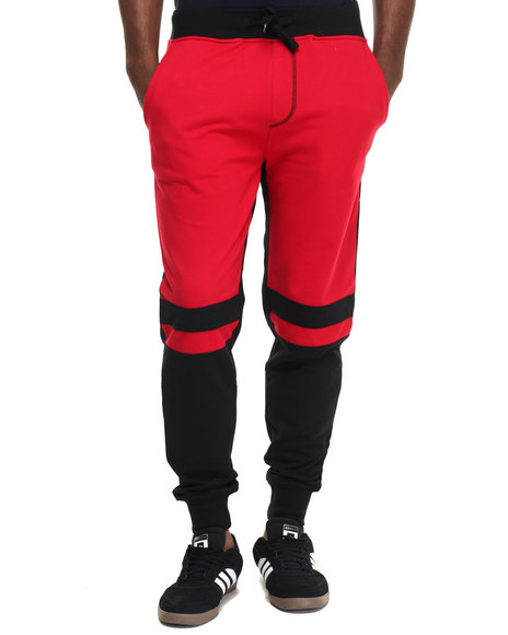 Akademiks Red Jeans