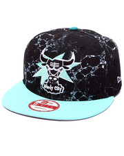 Hats - Chicago Bulls Teal Marble edition 950 Snapback hat (Drjays.com Exclusive)