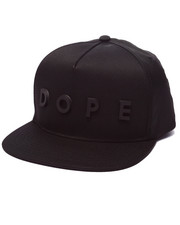 Men - Precise Rubber Snapback