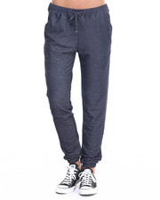 Basic Essentials - Solid Knit Denim Jogger