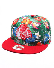 Hats - Chicago Blackhawks Hawaiian edition snapback hat