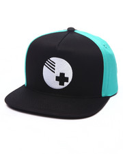 5-Panel/Camper - BALL 5-PANEL SNAPBACK HAT