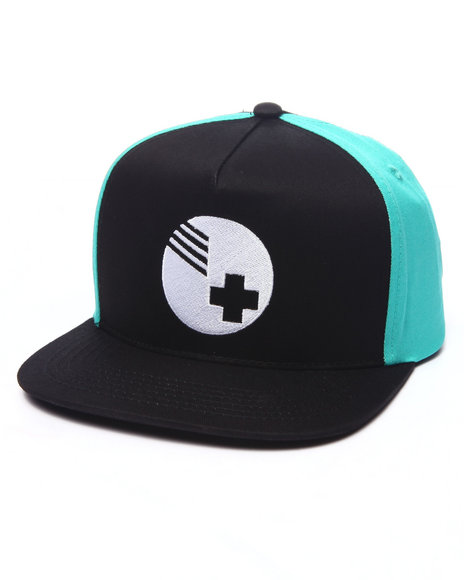 Ur-ID 223991 Pink Dolphin - Men Black Ball 5-Panel Snapback Hat