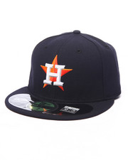Hats - Houston Astros Authentic On Field 59FIFTY Fitted Cap