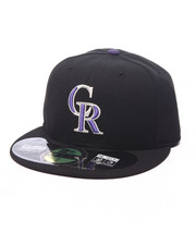 Hats - Colorado Rockies Authentic On-Field 59FIFTY Fitted Cap