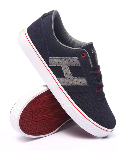 Huf - Men Navy,Red Choice Sneakers