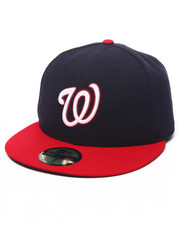Hats - Washington Nationals Authentic On-Field 59FIFTY Fitted Cap