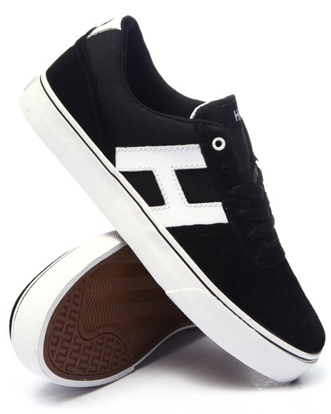Ur-ID 224032 HUF - Men Black,White Choice Sneakers