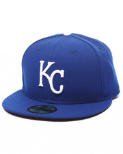 Hats - Kansas City Royals Authentic On Field 59FIFTY Fitted Cap