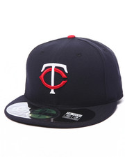 Hats - Minnesota Twins Authentic On-Field 59FIFTY Fitted Cap