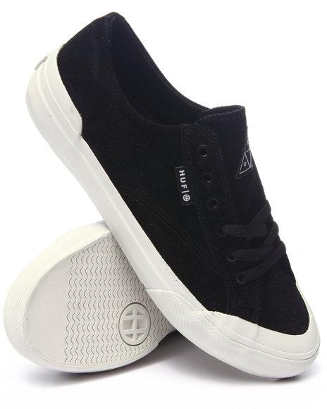 Ur-ID 224036 HUF - Men Black Classic Lo Sneakers