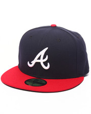 Men - Atlanta Braves Authentic On-Field 59FIFTY Fitted Cap