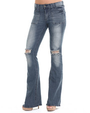 Women - Angie Flare Jean