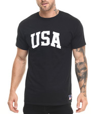 Shirts - HUF USA Heavyweight Tee