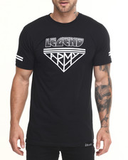 Men - LEGEND ARMY S/S TEE