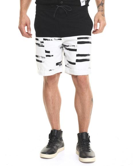 Dope Men Brushed Shorts Black Small
