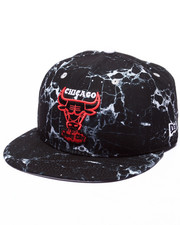 Men - Chicago Bulls Marble edition 950 Snapback Hat (Drjays.com Exclusive)