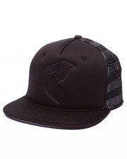 Famous Stars & Straps - Flag Midnight Trucker Hat