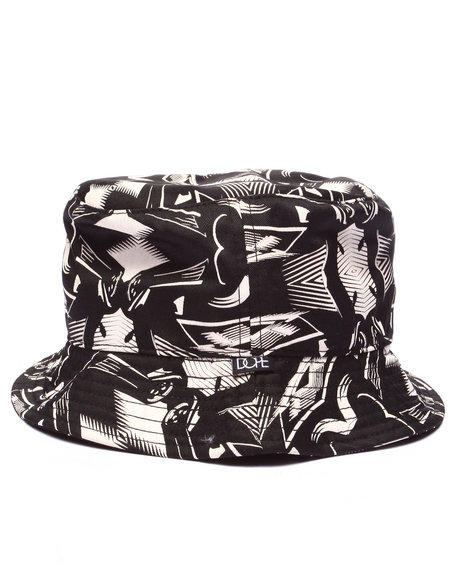 Dope - Men Black Doors Up Bucket Hat