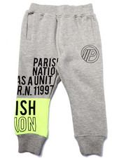 Boys - VOLT GRAPHIC JOGGERS (2T-4T)