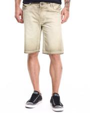 Men - Khaki Twill Short