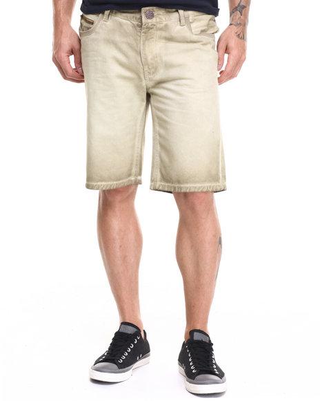 Ur-ID 224115 Lee Cooper - Men Khaki Khaki Twill Short