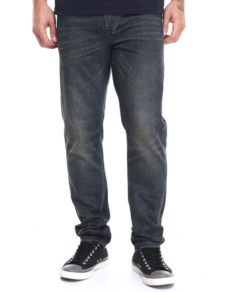 Ur-ID 224124 Lee Cooper - Men Vintage Wash Owen Slim Fit Rustic Tint Jean