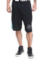 Shorts - WAVES B - BALL MESH SHORTS