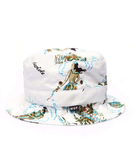 Huf White Buckets