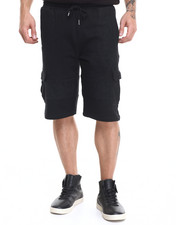Shorts - DISTRESSED CARGO SHORTS