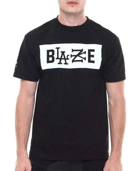 Ur-ID 224184 Famous Stars & Straps - Men Black Rocksmith Blaze Tee