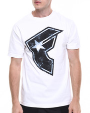 Famous Stars & Straps - Marble BOH Tee