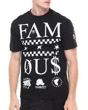 Famous Stars & Straps - 3 Times Tee