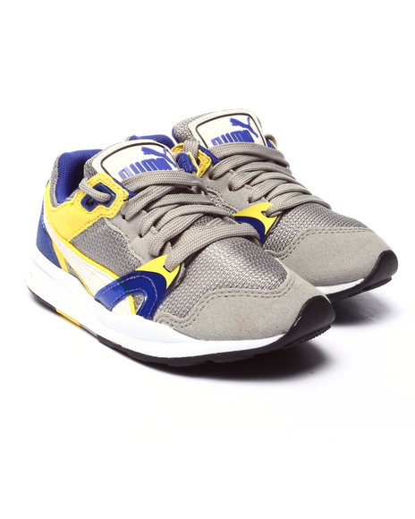 Puma - Boys Grey Trinomic Xt1 Plus Jr (11-7)