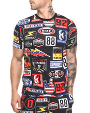 Men - Nascar Sublimation Print Tee