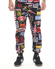 Men - Nascar Fleece Jogger