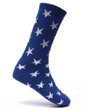 Men - HUF Stars & Stripes Socks