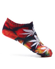 Men - Tie Dye Plantlife Socks