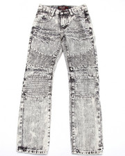 Sizes 8-20 - Big Kids - ACID MOTO JEANS (8-20)