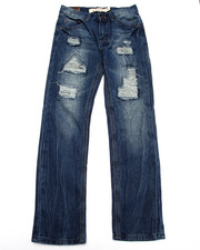 Boys - DISTRESSED JEANS (8-20)