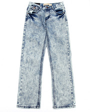 Sizes 8-20 - Big Kids - ACID WASH JEANS (8-20)
