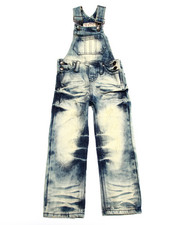 Boys - CLOUD WASH OVERALLS (4-7)