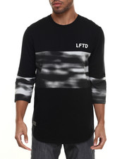 LRG - Ornias 3/4 Sleeve Knit T-Shirt