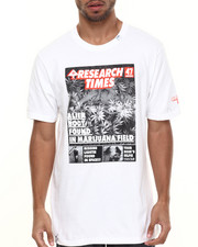 LRG - Tabloid T-Shirt