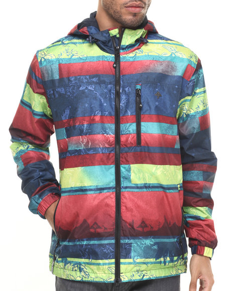 Ur-ID 224284 LRG - Men Multi Rc Windbreaker