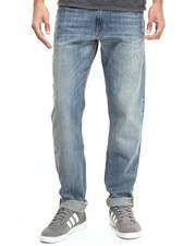 Jeans - Core True Tappered Denim Jeans