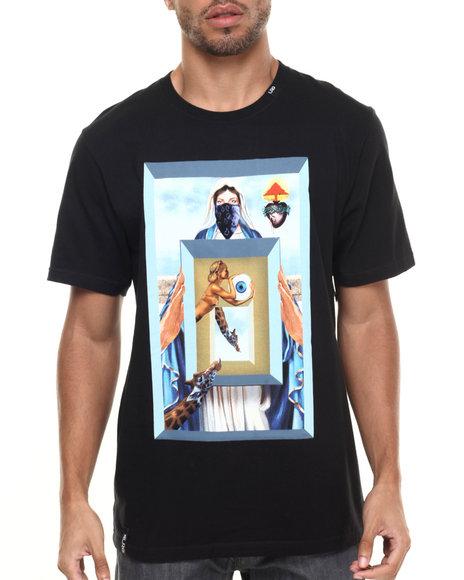 Lrg - Men Black Find My Way T-Shirt - $12.99